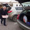 A Lévai Szent László Kör második alkalommal szervezett karácsonyi adománygyűjtést