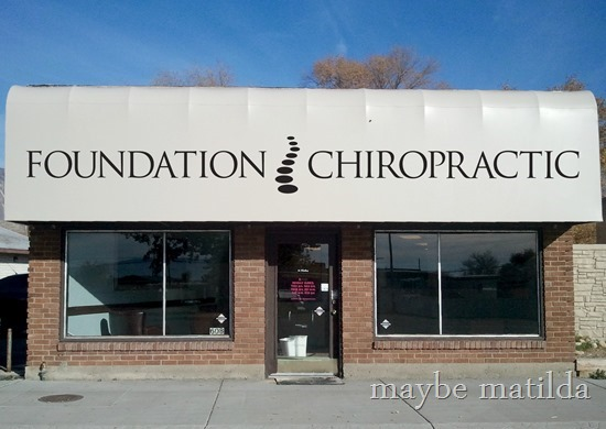 Foundation Chiropractic in Orem, UT