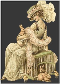 madre con bebe vintage (10)