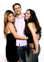 Lance Mason Pua With Girls