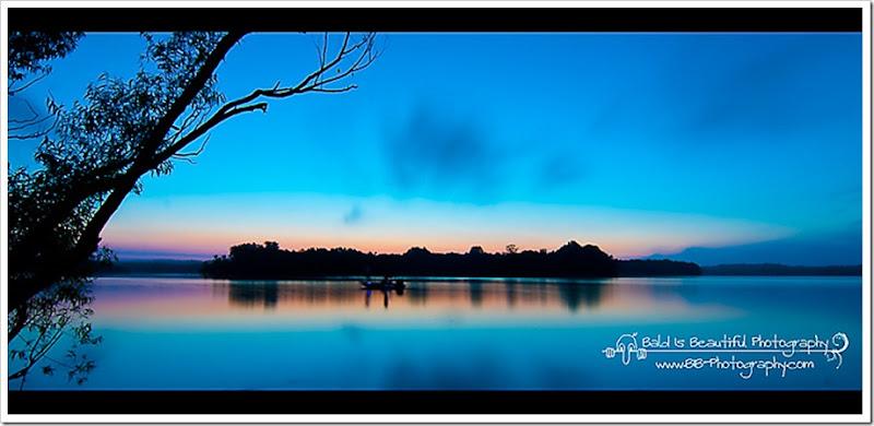 Pooles Knob Sunrise_