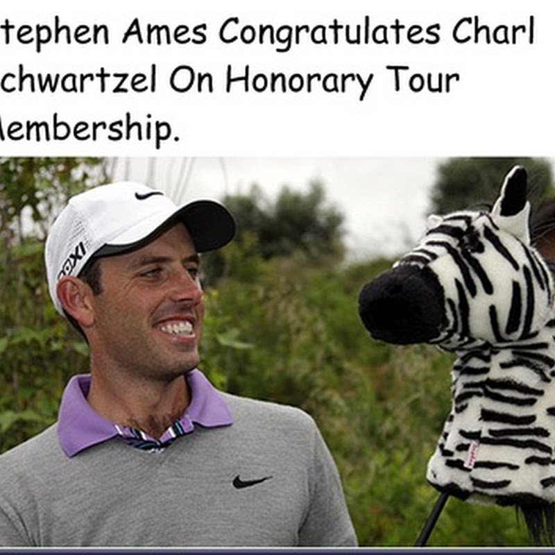 Charl Becomes Only Second South African Without Nickname to Get Honorary Tour Card