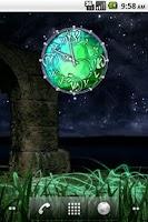 Screenshot of Mystic Clock