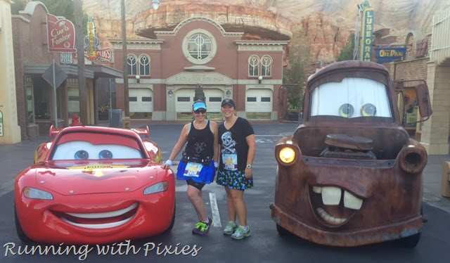 Tink 10k Cars Land