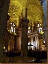 malaga,cathedral N