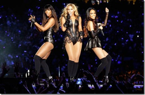 Super Bowl _ Destiny's Child