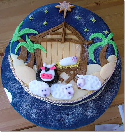 tartas navidad cosasparanavidad (6)