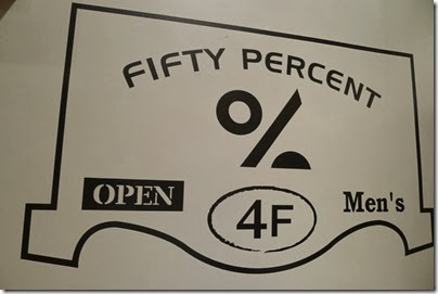 Fifty Percent