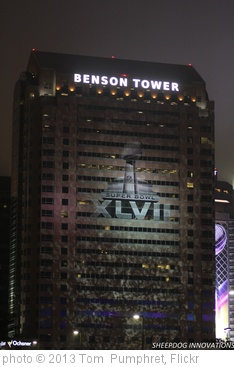 'Benson Towers Tagged' photo (c) 2013, Tom  Pumphret - license: http://creativecommons.org/licenses/by-nd/2.0/