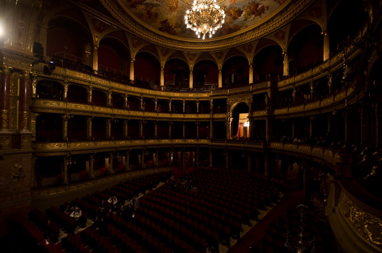 Budapest Opera Hall