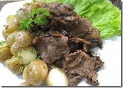 Resep Daging Tumis Balsamic Sapi