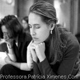 oração do professor