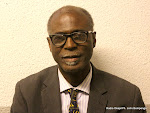 Maitre Jean Pierre Kambila Kankwende. Radio Okapi/ Ph. John Bompengo