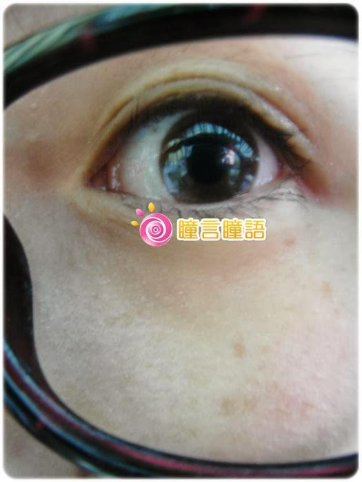 韓國NEO隱形眼鏡-NEO Monet咖(月拋)14