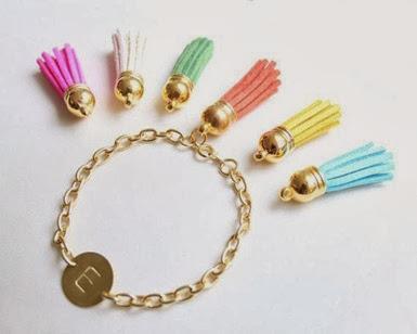 SAS tassel bracelet