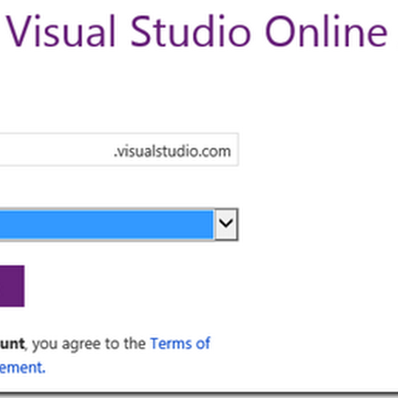 Visual Studio Online RESTs, crosses the Pond and gets Hooked...