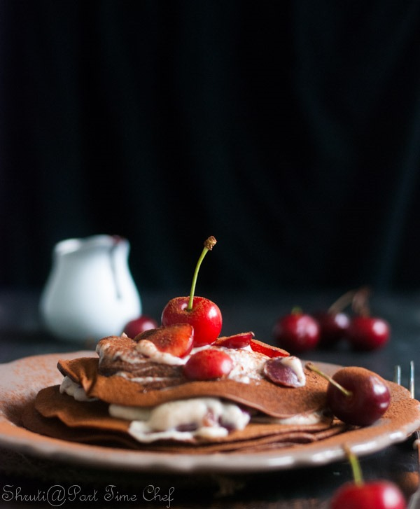 Black Forest Pancakes-4