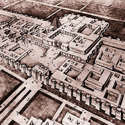 14.- Palacio de Khorsabad