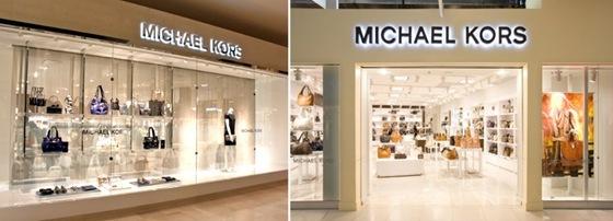 Michael Kors inaugurará no VillageMall, novo shopping de luxo na Barra de Tijuca, no Rio de Janeiro.