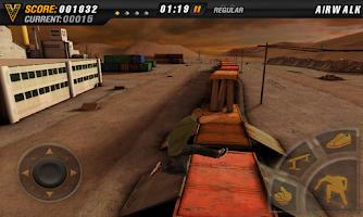 Screenshot of Mike V: Skateboard Party Lite