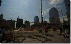 3957994-A_gate_where_you_could_see_a_bit_of_the_site_New_York_City