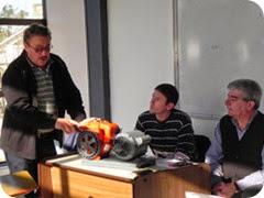 Participaron de una jornada en la Universidad Atántida Argentina