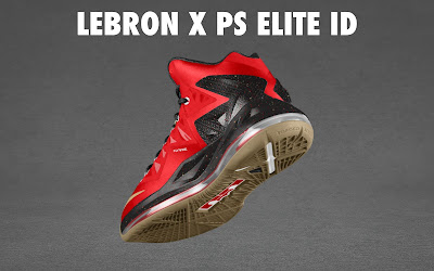 nike lebron 10 ps elite id options preview 1 12 NIKE LEBRON X PS ELITE Coming to Nike iD on April 23rd