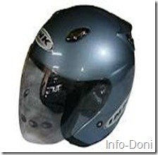 Helm INK Abu - Abu
