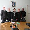 Võru volikogu istung, linnapea valimine 2011