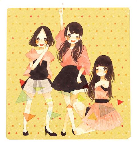 Perfume Fan Art 1078782