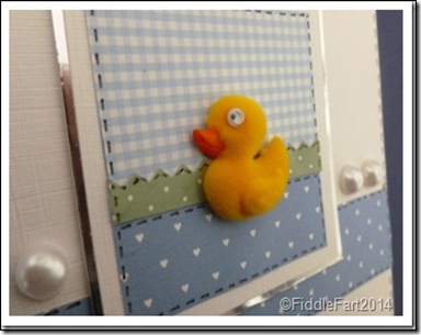 Rubber Duckie Card 4