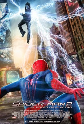 Poster Amazing SpiderMan2