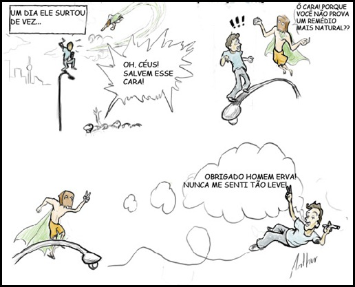 Hempadão.com - O Homem Erva - Jessé Quela 1