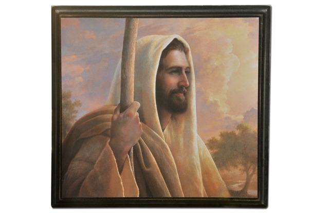 Greg Olsen Light of the World