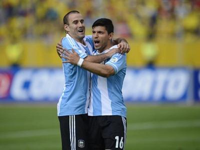 Ecuador vs Argentina (1-1)