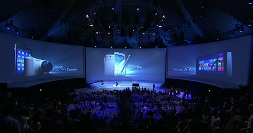 [Evnet] 軟硬體更臻完美!Galaxy Note II 「Samsung Unpacked 2012」IFA發表會資訊整理!