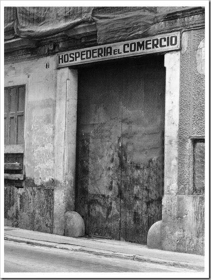 AÑOS 30 HOSPEDERIA DEL COMERCIO