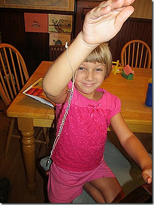 Emma's Good Deeds Beads at Homeschooling Hearts & Minds