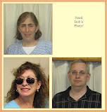Sept 16: Doree Sobel, Sharon Frankel, Dave DuBois, Bob Vogel
