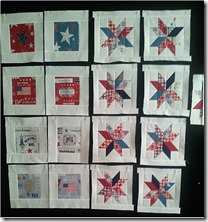 squares all done