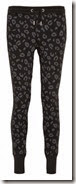 Zoe Karssen Leopard Print Track Pants