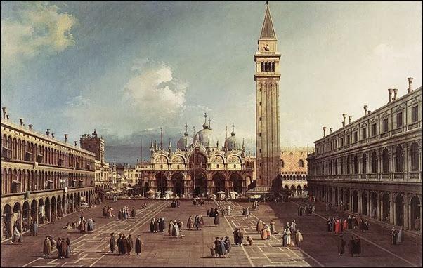 الساحة التاريخية فى روما