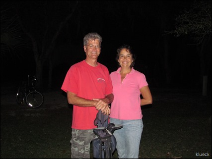 Dan and Tricia