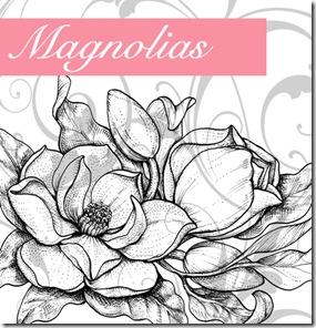 Magnolias Graphic
