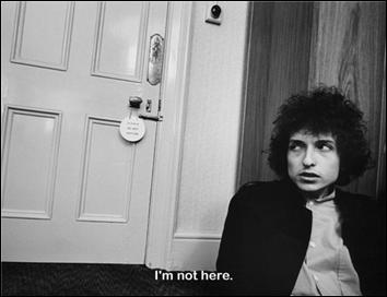 eu não estou aqui
