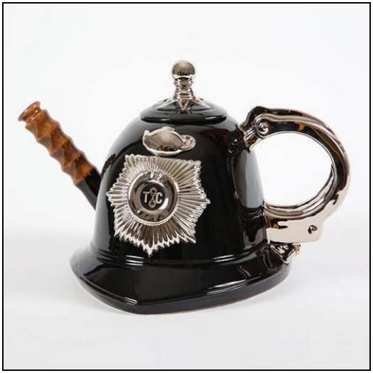 Incredibly Unusual and Creative Teapots