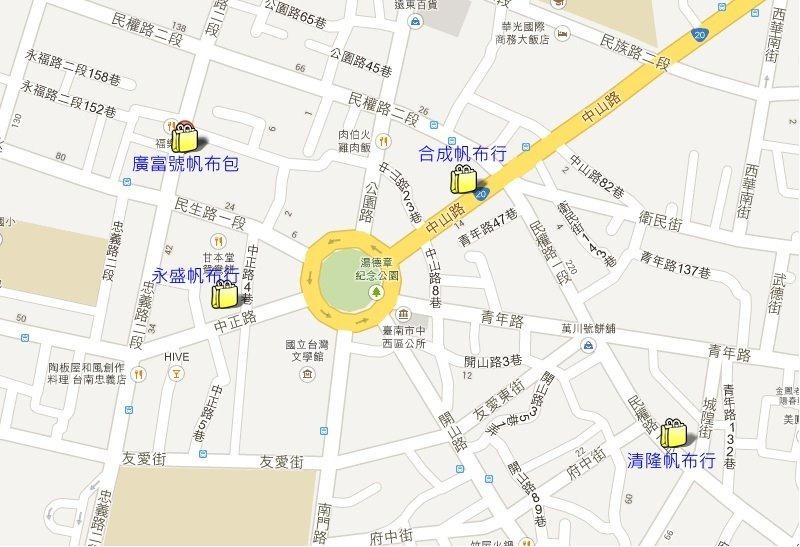 帆布map01