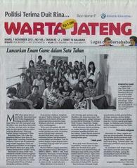 Warta Jateng 1 Nov 2012