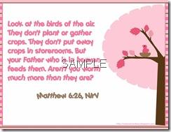 bible verse copy