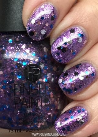FingerPaints Dance Floor Diva (over Paint the Town Purple)